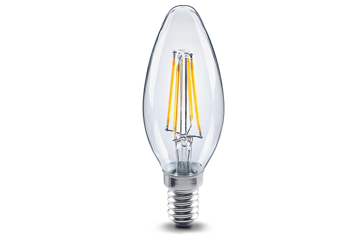 leuchtmittel kerzenform
