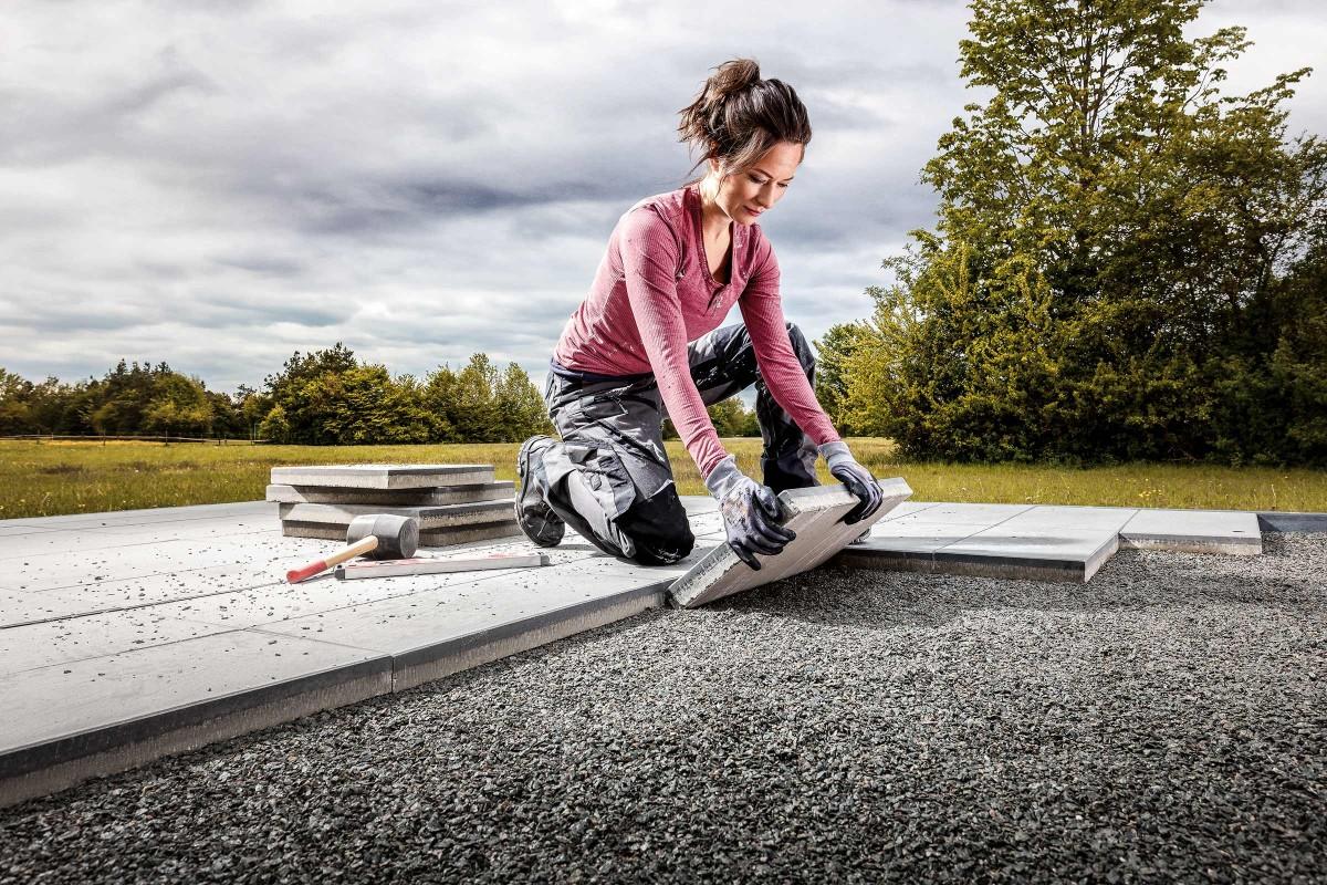Terrasse bauen und gestalten   HORNBACH
