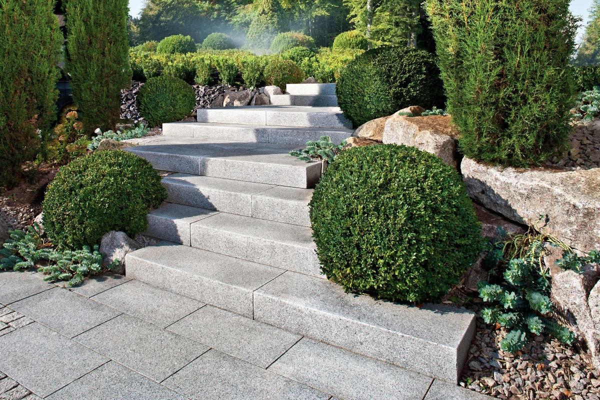 Gartentreppe bauen   HORNBACH