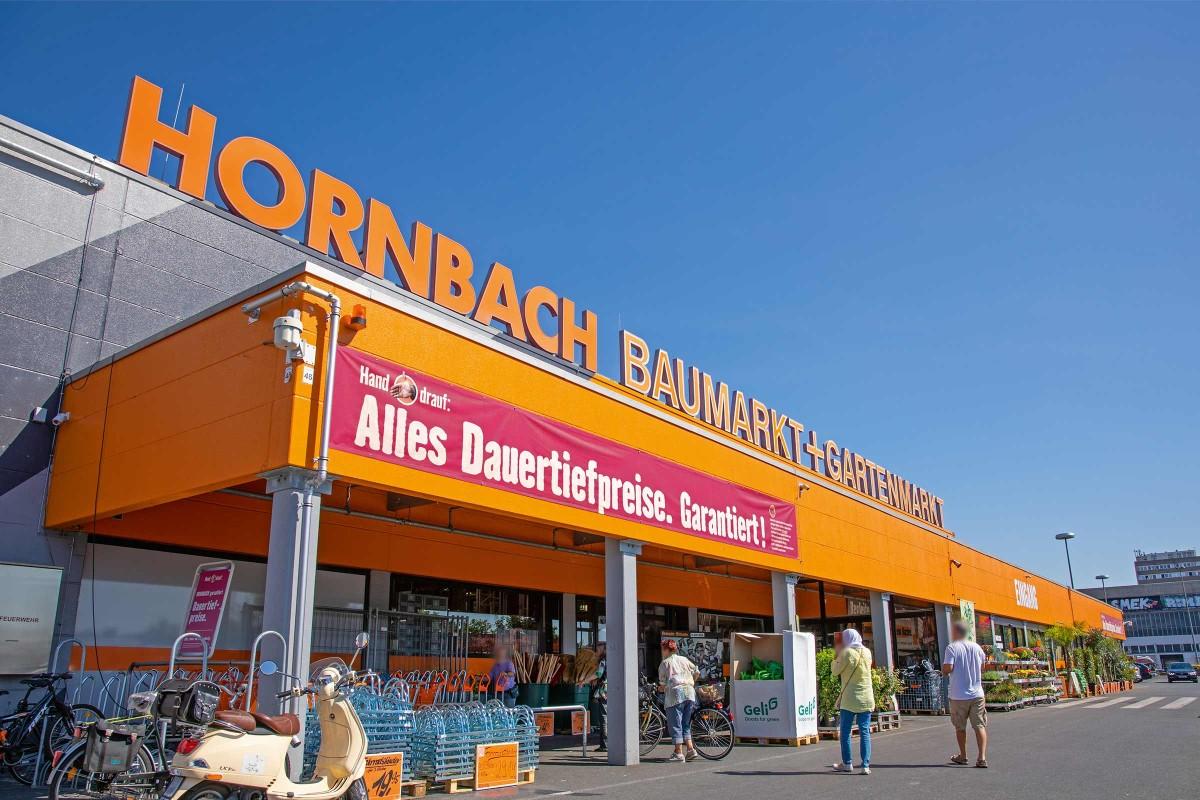 HORNBACH Frankfurt Hanauer Landstr.   Ihr Baumarkt & Gartenmarkt