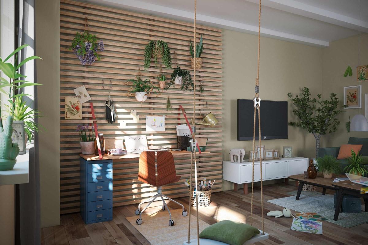 Luftreinigende Pflanzen Luftbefeuchter