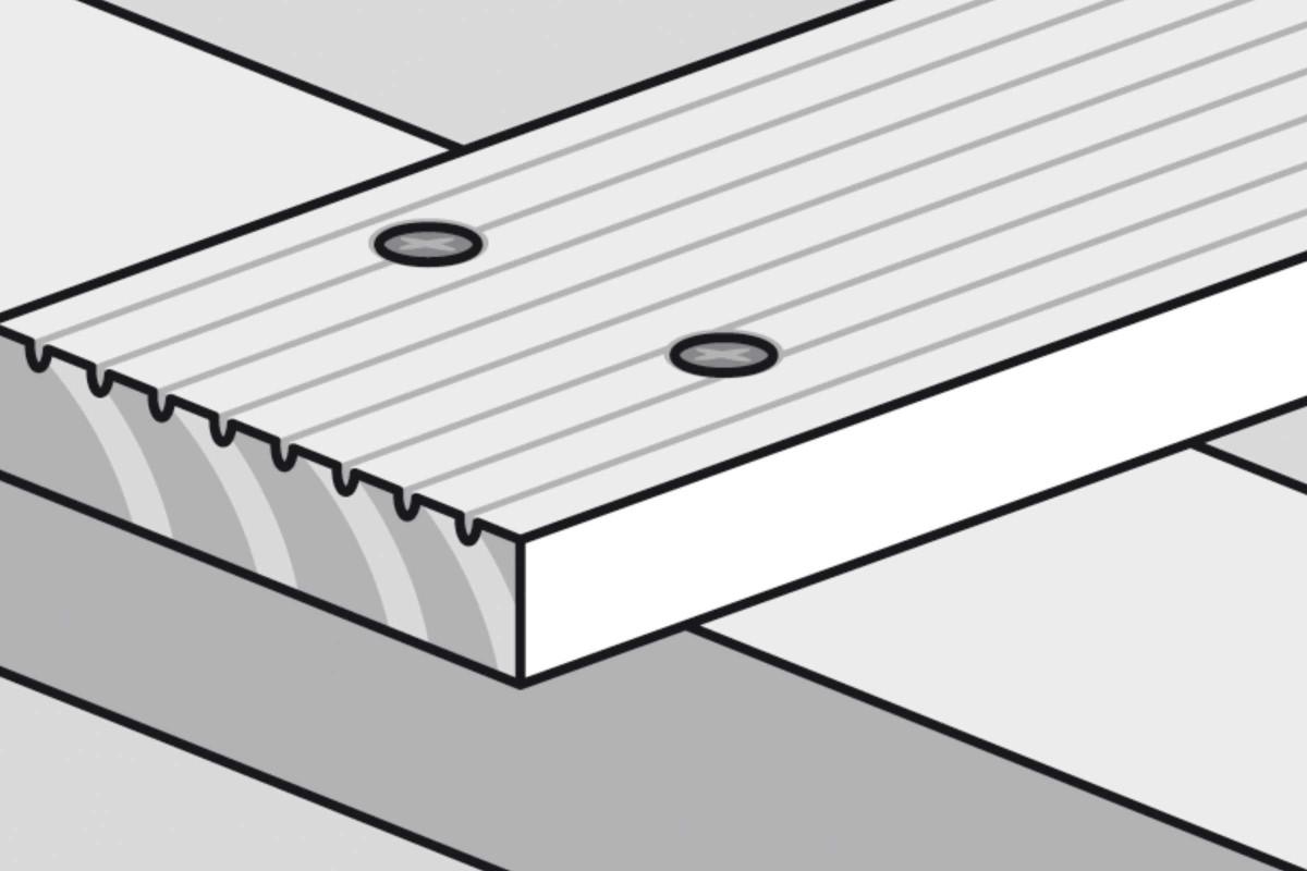 Unterkonstruktion von Holzterrassen Verlegetechnik Verschrauben