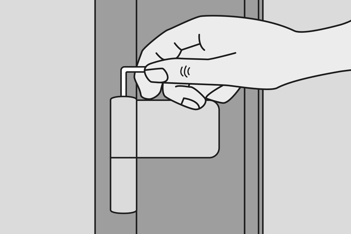 haustuer einstellen anpressdruck einstellen