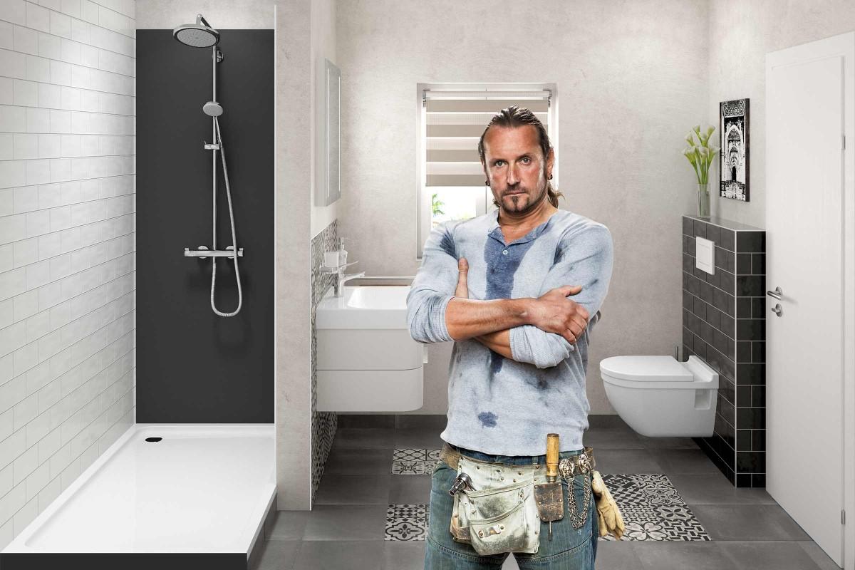 Kleines Bad gestalten Ideen für kleine Badezimmer   HORNBACH