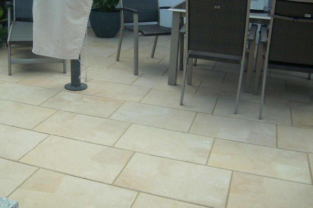 Inspiration Terrassenplatten Beton 9
