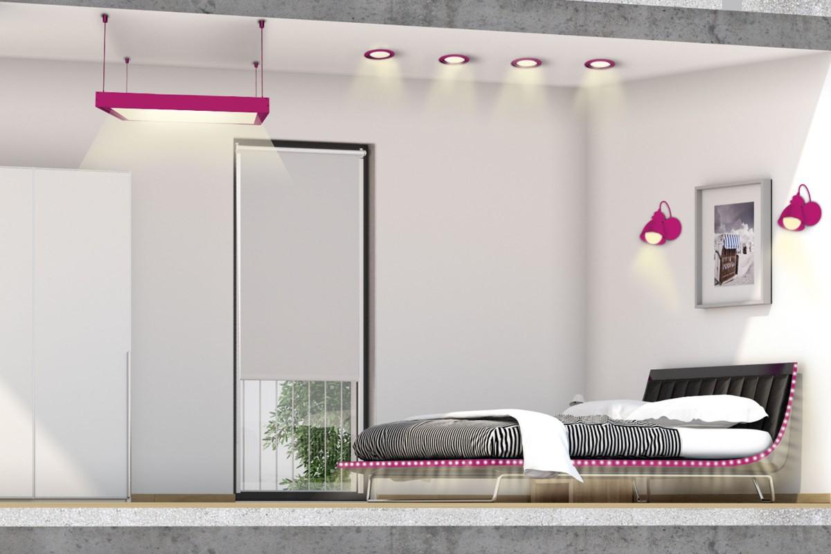Beleuchtung für Deine Räume  HORNBACH