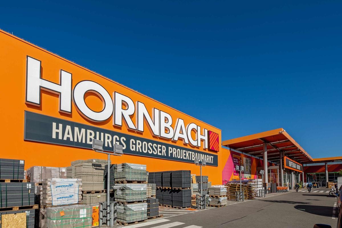 HORNBACH Hamburg   Eidelstedt   Ihr Baumarkt & Gartenmarkt