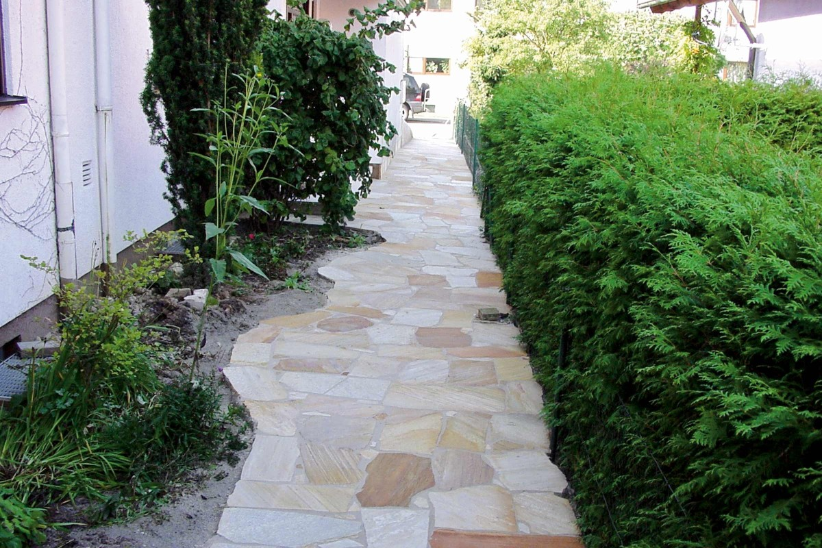 Inspiration Terrassenplatten Naturstein 8