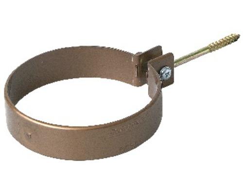 Marley Rohrschelle Nennweite 90mm kupferton Pack = 2 Stück