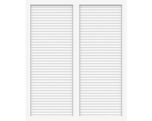 Sichtschutzelement Basic Line Typ S 150x180 cm
