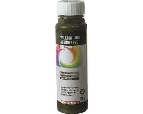 Voll- und Abtönfarbe umbra 750 ml