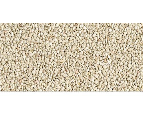 Steinteppich-Set 1 m² Ravello Fein (2-4 mm) Beige Außenbereich - Boden