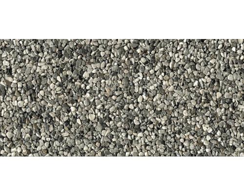 Steinteppich-Set 1 m² Ravello Fein (2-4 mm) Grau Außenbereich - Boden