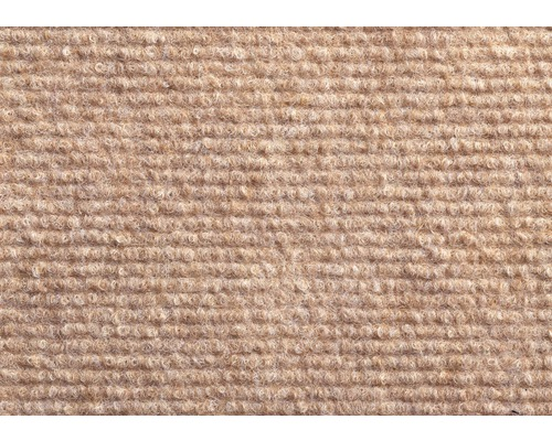 Teppichboden Rips Messina Beige 400 Cm Breit Meterware Bei Hornbach Kaufen