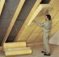 Klemmfilz ISOVER Integra 1-035 Zwischensparrendämmung für Steildach 5600 x 1200 x 100 mm