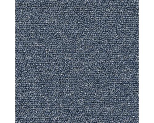 Teppichboden Schlinge Star blau 400 cm breit (Meterware)