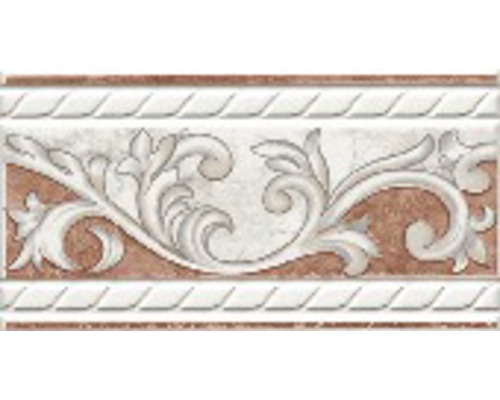 Bordüre Cen Tivoli Coral Toscana 13x25 cm