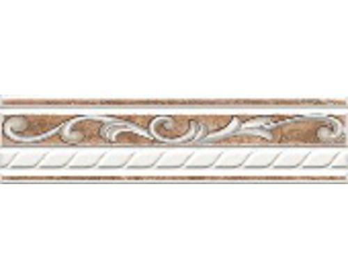 Bordüre Cen Viterbo Coral Toscana 6,5x25 cm