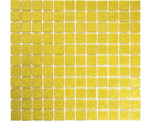 Glasmosaik CM 4GO5 gold 30,2x32,7 cm