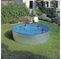 Stahlwandbecken rund Dream-Pool 450 x 90 cm (Ø x H)