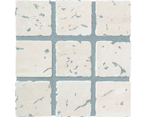 Marmor Wandfliese Botticino 10 x 10 cm lose