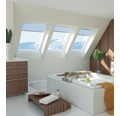 Schwingfenster Aron PVC 55x78 cm