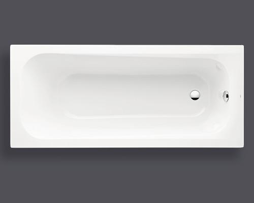Jungborn Badewanne Calista 170x75 cm weiß