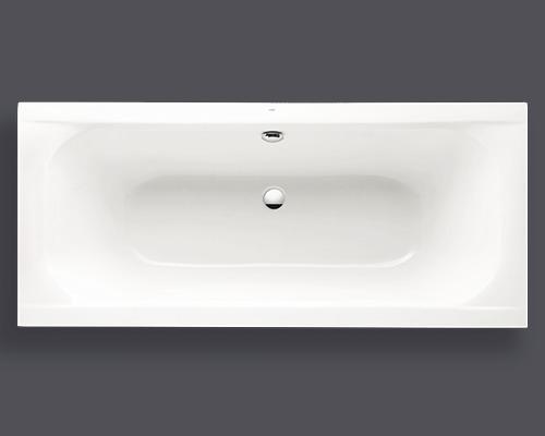 Jungborn Badewanne Siana 180x80 cm weiß