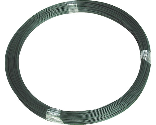 Spanndraht 3,1 mm 110 m grün