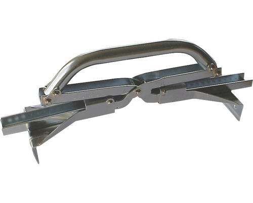 Plattenheber Stahl verzinkt 300-500 mm