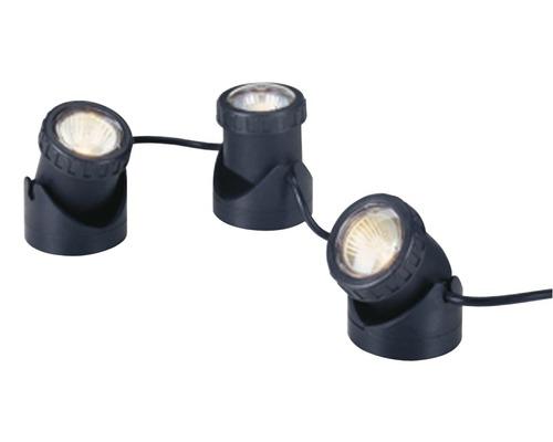 Scheinwerferset Heissner Aqua Light LED 3er Set