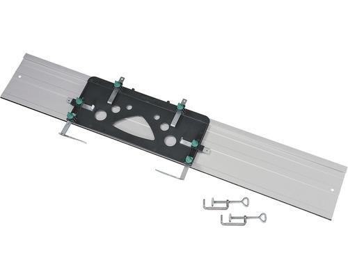 Führungsschiene FKS 115 Wolfcraft 1150 mm für Handkreissäge