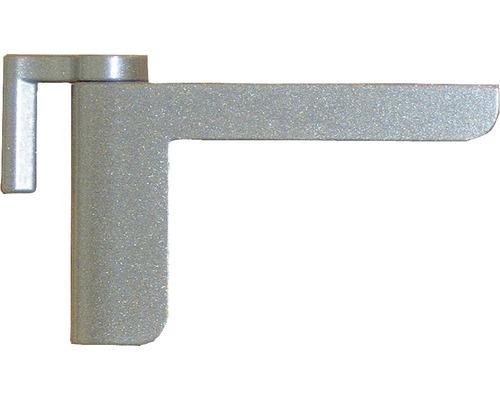 Minitürschließer Silber