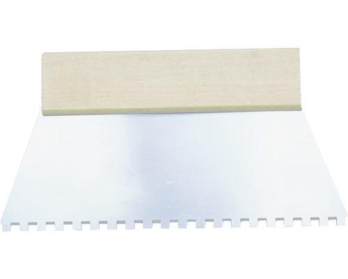 Zahnspachtel Holtmann 25 cm
