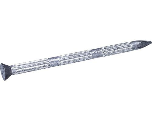 Stahlrillennägel 2,7 x 40 mm metallisiert, 200 Stück