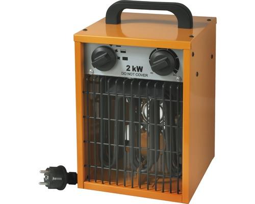 Elektro-Heizlüfter 2000 Watt IP 24
