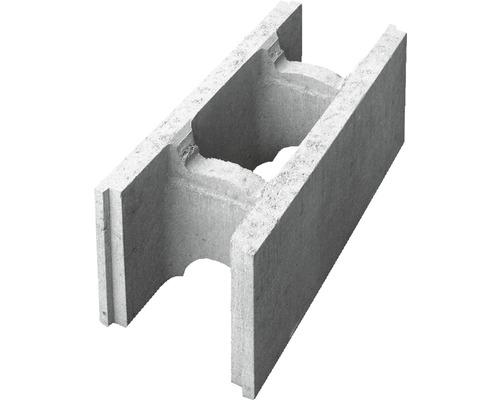 Betonschalungsstein Grau 50x30x25 cm