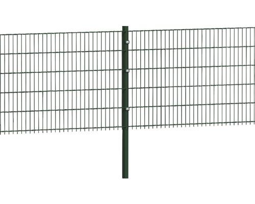Doppelstabmatte 2510x1230 mm, grün