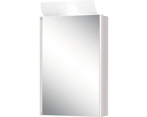 Spiegelschrank Jokey Single aluminium