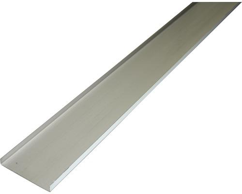 Edelstahl U-Profil für Glasbausteine 2,20m