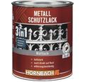 3in1 Metallschutzlack matt Schwarz 250 ml
