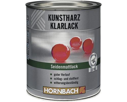 Kunstharz Klarlack seidenmatt 375 ml