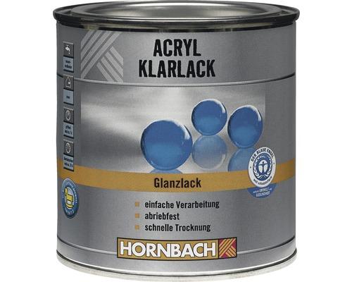 Acryl PU Klarlack glänzend 125 ml