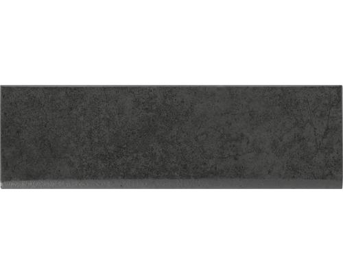 Sockel Capra Glimmer schwarz 24,5x 7,3 cm