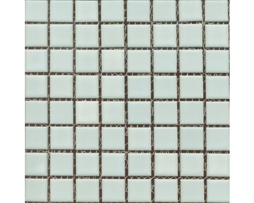 Keramikmosaik M 810 30,2x33 cm grau