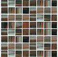 Glasmosaik CM 4260 30,2x32,7 cm braun