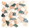Polygonales Natursteinmosaik Ciot 30 Random
