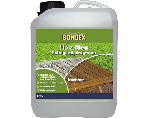 BONDEX Holz Neu farblos 2,5 l