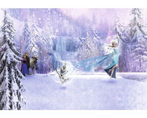 Fototapete Papier Frozen Forest 368 x 254 cm
