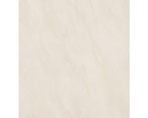 Steingut Wandfliese Leila beige glänzend 25 x 33 cm